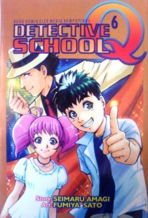 Detective School Q Vol. 6