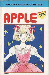 Apple by Mariko Takeda