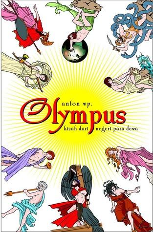Olympus by Anton W.P.
