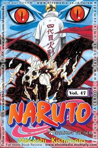 Naruto Vol. 47 by Masashi Kishimoto