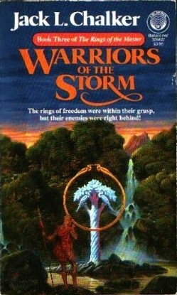 Warriors of the Storm by Jack L. Chalker
