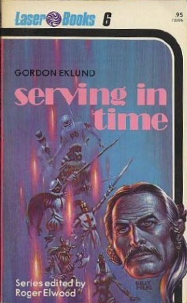 Image result for Gordon Eklund: Serving in Time.