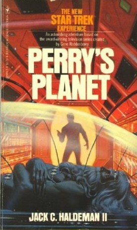 Perry's Planet (Star Trek Adventures, #13)