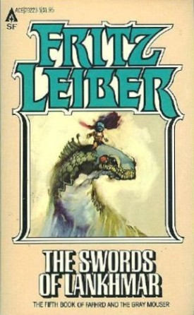 Ebook The Swords of Lankhmar by Fritz Leiber PDF!