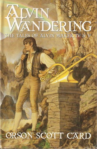 Alvin Wandering by Orson Scott Card