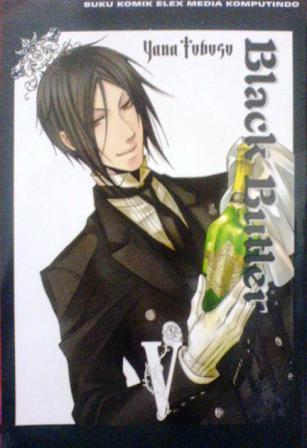 Black Butler, Vol. 5 (Black Butler, #5)