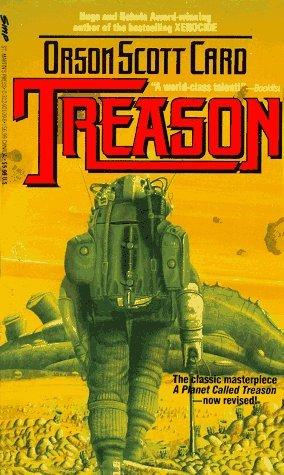 Treason by Orson Scott Card