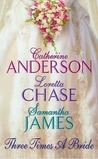 Three Times a Bride (Scoundrels, #3.5)