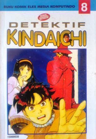 Detektif Kindaichi Vol. 8 by Kanari Yozaburo