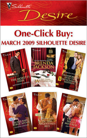 One-Click Buy: March 2009 Silhouette Desire