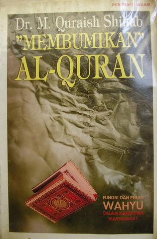 Quran pdf al tafsir quraish shihab