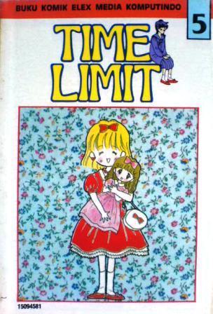 Time Limit Vol. 5 by Ringo Hijiri