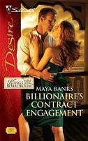 Billionaire's Contract Engagement (Kings of the Boardroom #3)