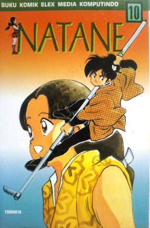 Natane Vol. 10 by Mitsuru Adachi
