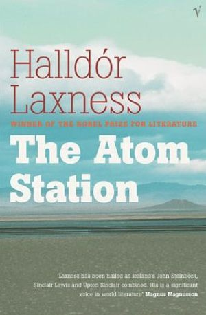 The Atom Station by Halldór Kiljan Laxness
