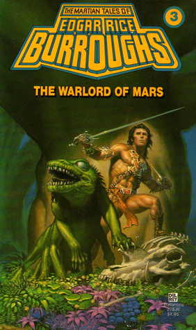 The Warlord of Mars by Edgar Rice Burroughs