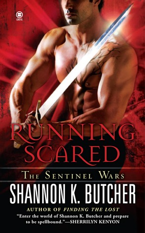 Running Scared by Shannon K. Butcher