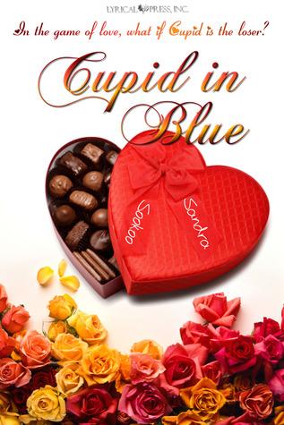 Cupid in Blue by Sandra Sookoo