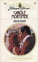 Ebook Devil Lover by Carole Mortimer read!
