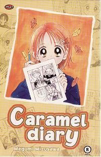 Caramel Diary by Megumi Mizusawa