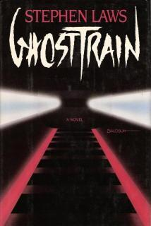 Ghost Train by Stephen Laws