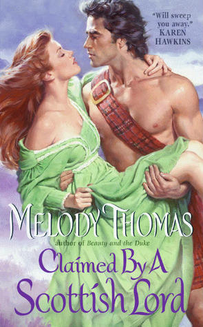 Claimed By a Scottish Lord (Mystical Bliss, #2)