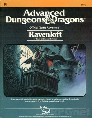 Ravenloft (Advanced Dungeons & Dragons Module I6)