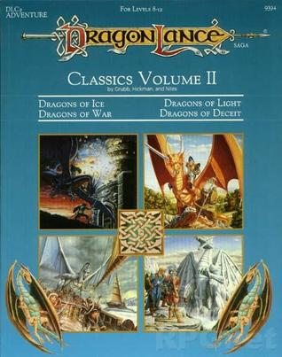 Dragonlance Classics Volume II