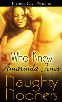 Who Knew by Amarinda Jones