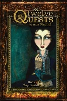 The Twelve Quests - Book 4, Rapunzel's Hair