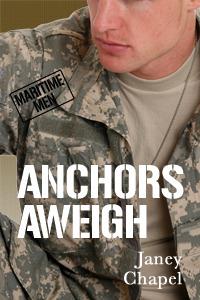 Anchors Aweigh (Maritime Men, #2)