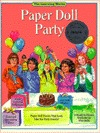 Paper Doll Party (Paper Doll Series)