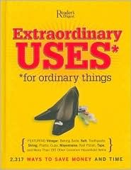 Extraordinary Uses for Ordinary Things by Reader's Digest Association