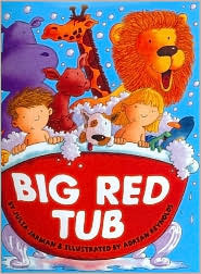 Big Red Tub by Julia Jarman