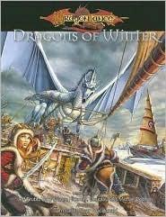 Dragonlance Dragons of Winter by Clark Valentine