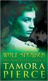 Wolf-Speaker (Immortals, #2)