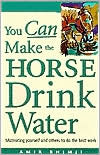You Can Make the Horse Drink Water: Motivating Yourself and Others to do the Best Work