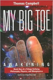 My Big TOE by Thomas  Campbell