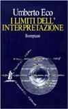 I limiti dell'interpretazione by Umberto Eco