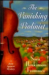 The Vanishing Violinist by Sara Hoskinson Frommer