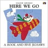 Here We Go: A Book And Five Jigsaws