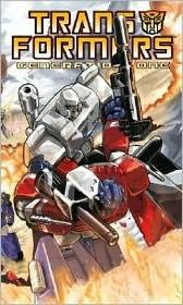 Transformers Generation One Volume 2: War & Peace