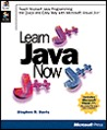 Learn Java Now, with CD-ROM