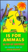 """A"" Is for Animals by David Pelham"