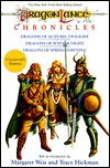 Dragonlance Chronicles Book Cover
