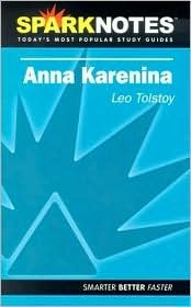 Anna Karenina (SparkNotes Literature Guides)