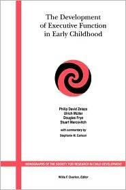 The Development of Executive Function in Early Childhood