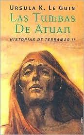 Las tumbas de Atuan (Historias de Terramar, #2)