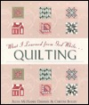 What I Learned from God While...Quilting