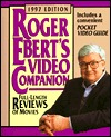 Roger Eberts Video Companion, 1997, with...